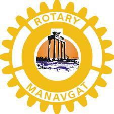 Manavgat Rotary Kulübü logo