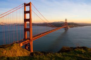 Golden Gate Bridge Walk