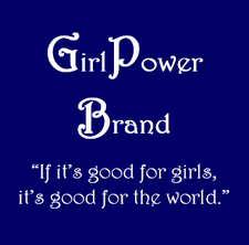www.GirlPowerBrand.com logo