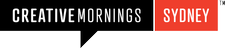 CreativeMornings/Sydney logo