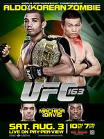 UFC 163 ALDO vs KOREAN ZOMBIE