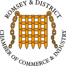 Romsey Chamber of Commerce and Industry logo