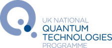 National Network of Quantum Technologies Hubs & UK National Quantum Technologies Programme logo