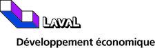 Développement économique de la Ville de Laval logo