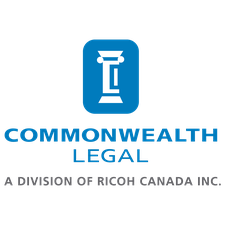 Commonwealth Legal, A Division of Ricoh Canada  logo