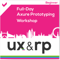Full-Day Axure Prototyping Workshop - May 12th