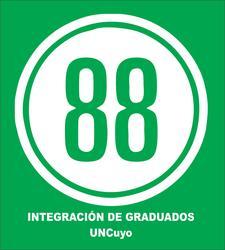 Integración de Graduados UNCuyo logo