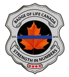 Badge of Life Canada logo