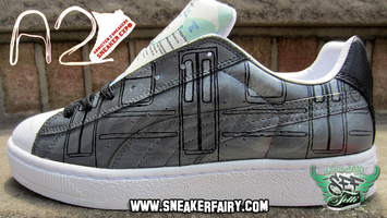 SneakerFairy X A2S Subway Series Puma Raffle
