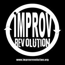 Improv Revolution logo