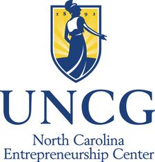 The North Carolina Entrepreneurship Center at UNCG logo