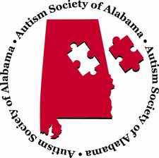 Autism Society of Alabama logo
