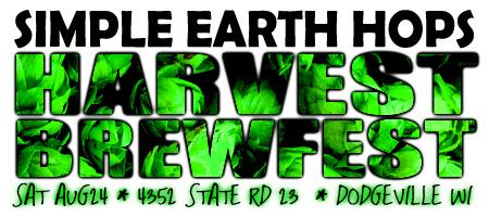 2013 Simple Earth Hops Harvest Brewfest