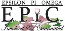 Epsilon Pi Omega Chapter of Alpha Kappa Alpha Sorority, Inc. logo