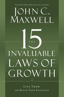 THE 15 INVALUABLE LAWS OF GROWTH BY JOHN MAXWELL FREE...