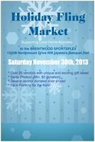 Holiday Fling Market 2013- Vendor Registration
