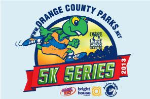 Orange County Parks 5K Series - 2013
