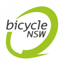 Bicycle NSW logo