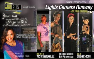 Lights, Camera, Runway! Fashion Show