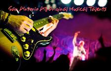 San Antonio All Original Musical Talents logo