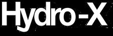 Hydro-X logo