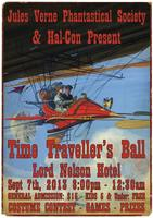 TIME TRAVELLERS' BALL 2013 presented by the JVPS and...