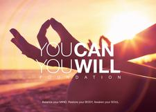 You Can You Will Foundation & CLE Fit  logo