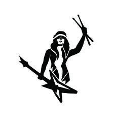 The Great Bar Band Battle Society logo