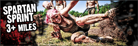 Spartan Sprint - ARE YOU SPARTAN TOUGH?