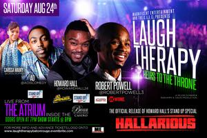 "Laugh Thearpy ""Heirs to the Throne"""