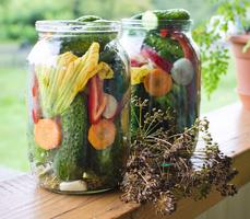 Ferment Masterclass: Vegetable + Fruit