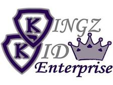 The KingZ Kid Enterprise { Tyjuan Turner-President/CEO} logo