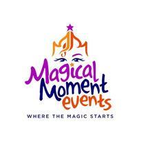 Magical Moment Events  logo