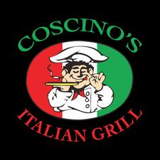 Coscino's Italian Grill logo