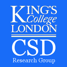Conflict, Security & Development Research Group logo