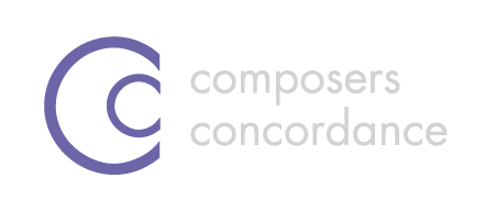 Composers Concordance Season Launch Party  and Fundrais...