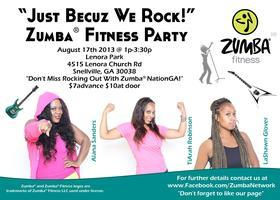 Zumba® Fitness Party
