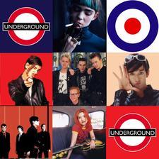 Club Underground logo