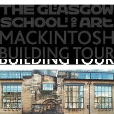 The Glasgow School of Art Doors Open Day Saturday 21st September 2013 logo