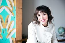 Dina Giordano + Liz Costigan Fleury  logo