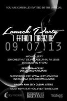 I FATHOM LAUNCH PARTY