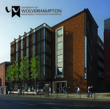 University of Wolverhampton - Business Support logo