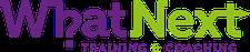 What Next Training and Coaching logo
