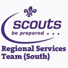 The Scout Association - Regional Services Team (South) logo