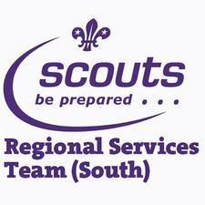 The Scout Association - Regional Services Team (South) logo