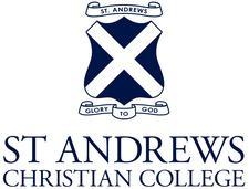 St Andrews Christian College logo