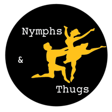 Nymphs & Thugs presents logo