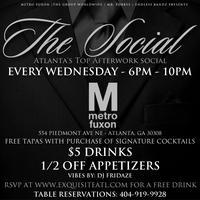 The Social at Metro Fuxon (554 Piedmont Ave NE)