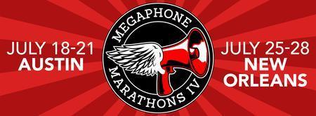 Megaphone Marathons 4 - NOLA