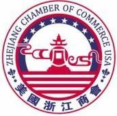 美国浙江商会 logo
